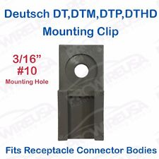 Deutsch 1011-026-0205 DT DTM DTP DTHD Series Connector Mounting Clip