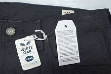 NWT LEVIS 501 00501-1893 SHRINK TO FIT USA WHITE OAK CONE DENIM MENS 34 34 JEANS