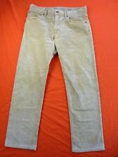 MARLBORO CLASSICS Pantalon Homme Taille 31 US - Cotelé - Beige - MCS