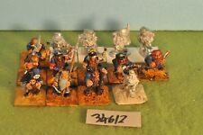 flintloque slaughterloo 14 dwarf line infantry metal squats (34612) fantasy