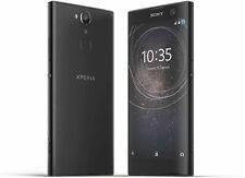 "UNUSED SONY XPERIA XA2 32GB 5.2"" HD DISPLAY BLACK - (UNLOCKED) MOBILE SMARTPHONE"