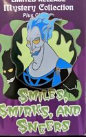 Disney Smiles Smirks & Sneers Villains Mystery Collection Hades Pin Only