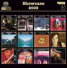 "Various Artists ""Showcase 2005"" OPUS 3 SACD 22050"