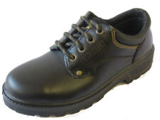 Totectors Pioneer 3987 Black Smooth Gibson Safety Shoe size 4uk 37Euro
