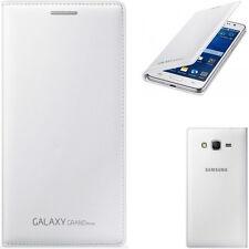 custodia Flip Wallet originale Samsung Galaxy G530 Grand Prime smart book cover