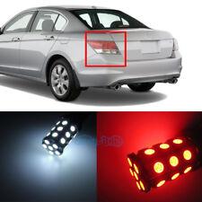 4Pcs LED Tail Light Bulb Upgrade for Honda Accord 4D 08-12 Brake Reverse Light