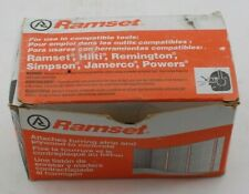 Ramset 1510SD Fastners with Washers (96PK)