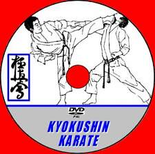 KYOKUSHIN KARATE LESSONS VIDEO DVD EASY TO FOLLOW SKILLS TUTORIAL BY EXPERTS NEW