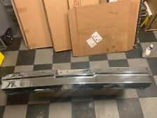 1981-1987 Regal Turbo T-Type WH1 Limited REAR BUMPER Support Face Bar CHROME GM