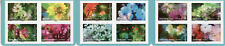 France Stamps 2019 MNH Blooming Flowers Plants Nature Flora 12v S/A Booklet