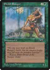Magic MTG Tradingcard Alliances 1996 Elvish Ranger A