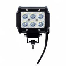 LED Spot Light 18 Watt 1260 Lumen Driving SUV Jeep ATV Tracter Truck Offroad