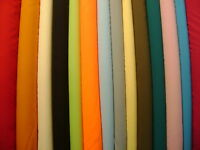 Bi - Stretch Polyester Suiting Dress backdrop Fabric FREE P+P  various colours