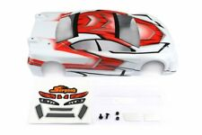 Serpent Body 190 Lex-IS Red v2 411 pre cut EFRA 4030- 170345