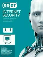 ESET NOD32 Internet Security 2020 -5 PC, 2 year -from UK Seller Instant Delivery