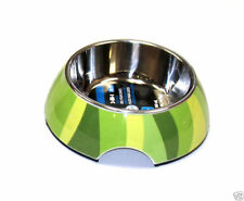 *CAT IT 2 IN 1 JUNGLE STRIPES FOOD WATER BOWL FOR CATS & KITTENS 54526*