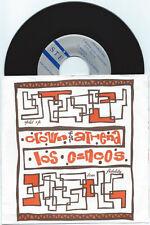 """Los Cincos/Crown For Athena """"split"""" 7"""" OOP April March"""