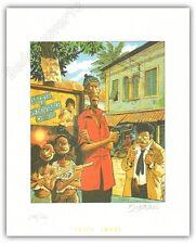 Affiche PENDANX 1999 FOLLE IMAGE Les corruptibles 240ex signé 24x30