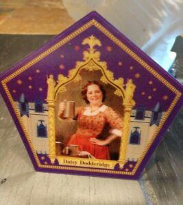 Harry Potter Chocolate Frog Card - DAISY DODDERIDGE!!