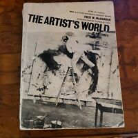 The Artist's World In Pictures By Fred McDarrah 1961