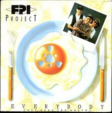 FPI PROJECT - EVERYBODY - CARDBOARD SLEEVE CD MAXI