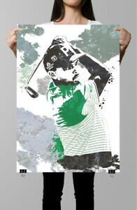 Rickie Fowler, Professional Golfer, Wall-Sport Poster-Color Poster -Poster Print