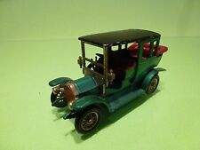 MATCHBOX   - MODELS OF YESTERYEAR -  BENZ LIMOUSINE Y-3  -  NICE  CONDITION