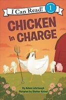 Chicken in Charge, Paperback by Lehrhaupt, Adam; Kober, Shahar (ILT), Brand N...