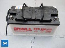 NEW Genuine Moll 12 V 95Ah 450 A 760 A (FR) Batterie Lamborghini Gallardo 595203076