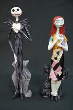 Neca The Nightmare Before Christmas Jack and Sally Resin Figurines
