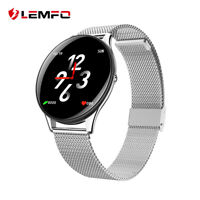 Lemfo SN58 etanche Montre Intelligente monitor heart rate Android ios smartwatch