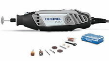 Dremel Rotary Tool with 10 Accessories Kit 3000-N/10 Variable Speed 220V Work