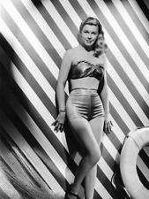 Doris Day Photograph Glossy 8x6 Inches (UK A4) Hologram Photo Female Model