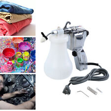 110V Adjustable Electric Cleaning Spray Gun Textile Spot Cleaner Pressure Nozzle