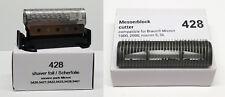 Kombipack 428 SP Messer+Scherblatt für Braun Micron S/plus/SL/1000/2000  5428
