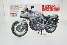 KIT 1/12 TAMIYA SUZUKI GSX1100S KATANA NO.1410 BAUSATZ MAQUETTE 1982