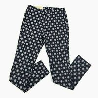 MMK Michael Kors Womens Super Skinny Pull On Pants Black Ankle Stretch M NEW $78
