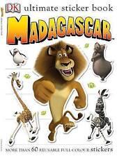 Madagascar: Ultimate Sticker Book by Dorling Kindersley Ltd #007