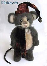 Charlie Bears gruta Mouse-Ratón NUEVO Isabelle Colección Mohair