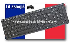 Clavier Français Original Pour Sony Vaio SVE171A11M Backlit