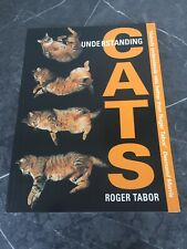 Roger Tabor Signed Paperback Understanding Cats Book 1995 Collectible