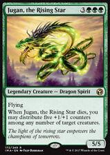 MTG JUGAN, THE RISING STAR - JUGAN, STELLA NASCENTE - IMA - MAGIC