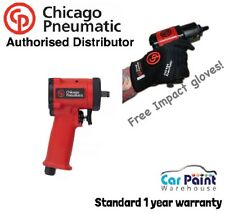 """Chicago Pneumatic CP7731 3/8"""" Stubby Impact Wrench  - FREE UK NEXT DAY DELIVERY!"""