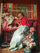 RABECQ-MAILLARD M.-M. HISTOIRE DU JOUET