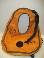 Nemrod Seamco vintage buoyancy jacket Horse Collar Style