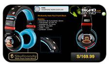 Skull Candy Hesh 2 Paul Frank Monkey Headphones