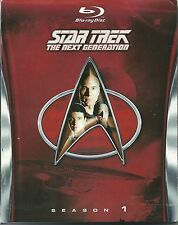 Star Trek Next Generation Season 1 Blu-Ray Deutsche Ausgabe