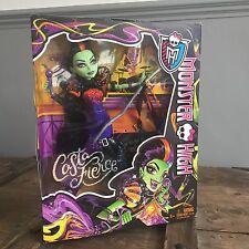 Monster high poupée-Casta Fierce halloween poupée-Neuf et emballé Inutilisé Entièrement neuf dans sa boîte