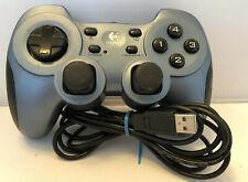 Logitech Dual Action Game Controller Navy Blue G-UF13A