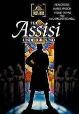 The Assisi Underground (1974 James Mason)  - Region Free DVD - Sealed